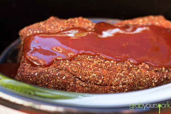Pork Spice Rub and BBQ Sauce