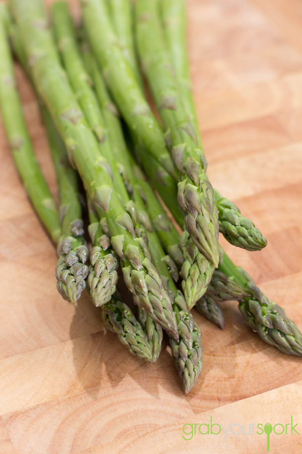 Albany asparagus