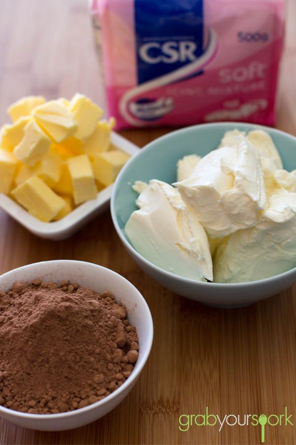 Chocolate Cupcake Icing