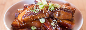 Asian BBQ Pork Ribs