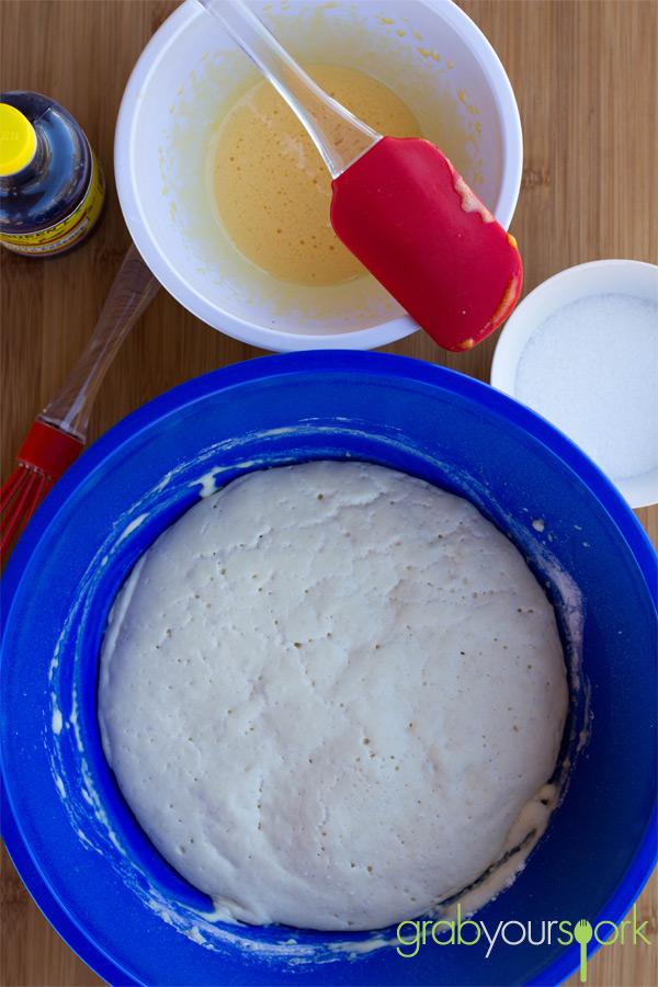 Jam Doughnuts Dough