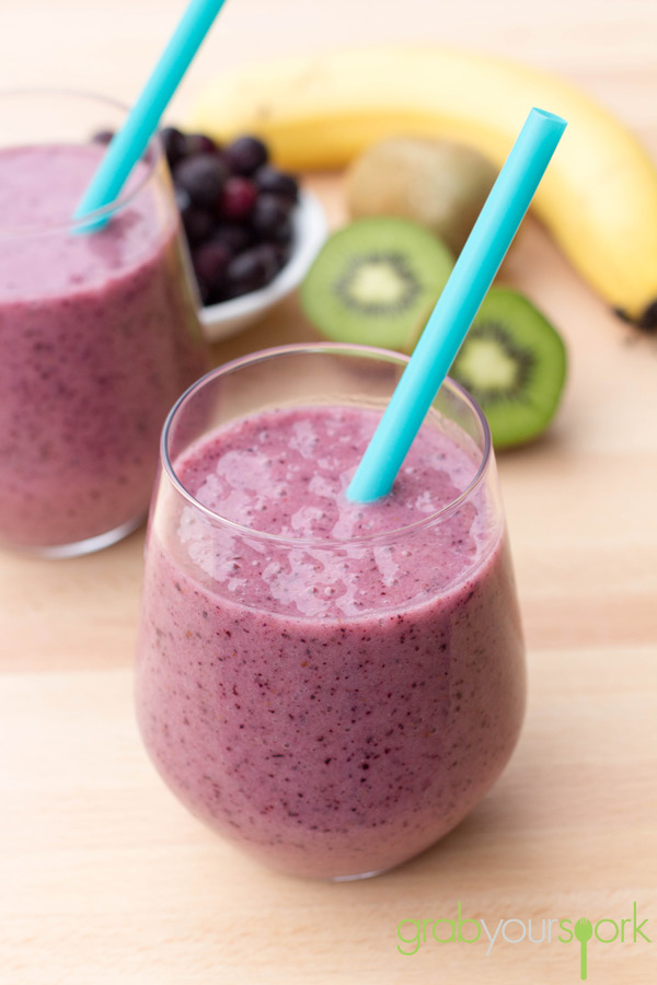 purple fruit healthy all fruit smoothie recipes
