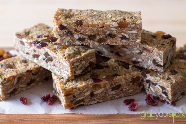 Homemade Muesli Bars Recipe