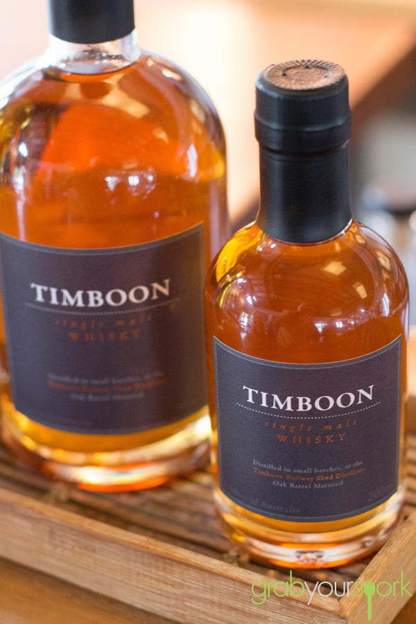 Timboon Railway Shed Distillery Whisky